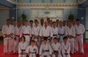 Arthur Meek 7th Dan - Wado Ryu Karate