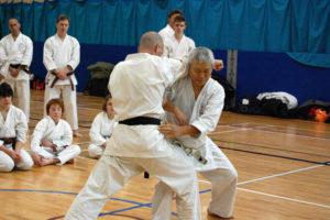 Wado Tyu Karate classes in Hampshire and Wado Tyu Karate classes in Surrey