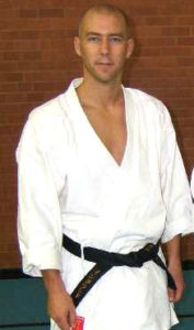 Corin Pegden Wado Ryu instructor