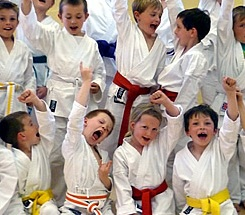 Wado-Ryu Karate Do classes in Surrey and Hampshire