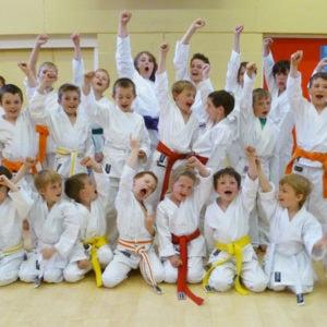 Wado-Ryu Karate Do Ju-Jutsu Kempo kids karate classes in Aldershot, Farnham, Guildford & Haslemere