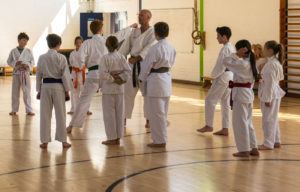 Wado-Ryu Karate Do Ju-Jutsu Kempo martial arts kids classes in Surrey and Hampshire