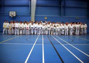 Wayne Otto OBE Wado Ryu Karate Seminar 2013
