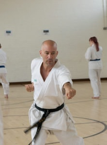 Wado-Ryu Karate Do Ju-Jutsu Kempo martial arts classes in Surrey and Hampshire