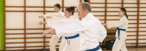 Locations and Training Times for our Karate Classes