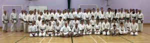 Wado Academy New Years training