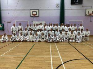 Wado Academy instructors course