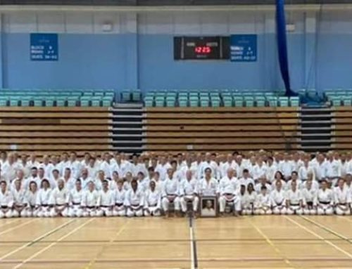 Winter Course with Grandmaster Otsuka III